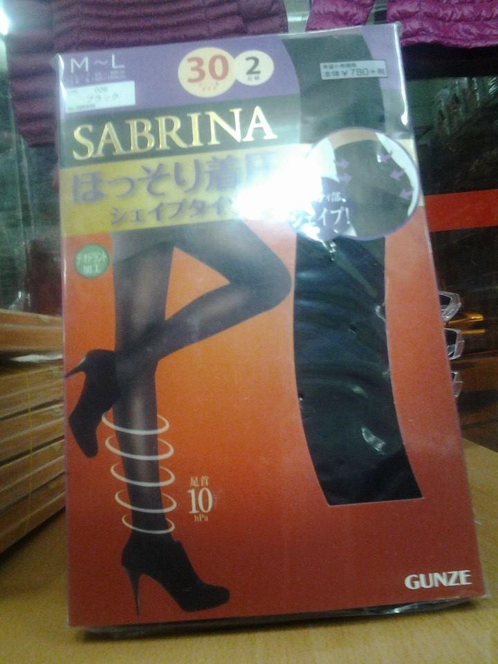 Tất sinh nhiệt Sabrina Heat Top 30D