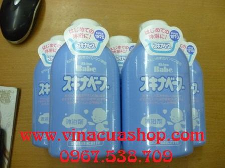 Sữa tắm trị rôm sảy Skina Babe 500ml