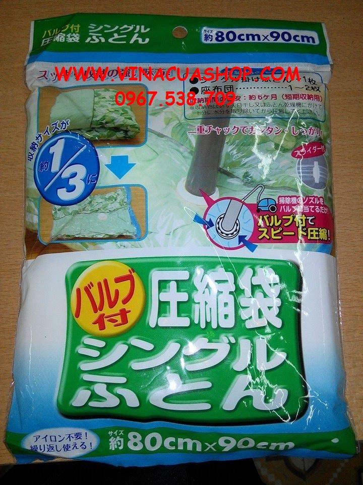 Túi hút chân không Nhật Bản 80x90.