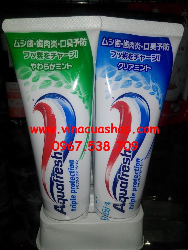 Kem đánh răng Aquafresh 140g