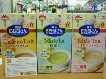 Sữa Morinaga dành cho bà bầu (mẫu mới)