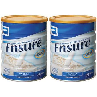 Sữa EnSure bột - Úc 850g