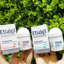 Lăn khử mùi đặc trị Etiaxil 15ml
