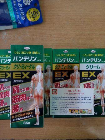 Thuốc Bôi Xương Khớp EX Banterin Kowa 35g