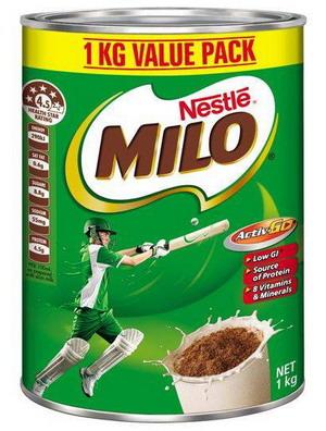 Sữa bột Milo 1kg Úc